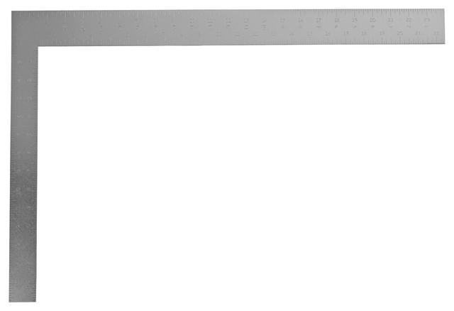 "Stanley Hand Tools 24"" Steel Carpenter&x27;s Square."