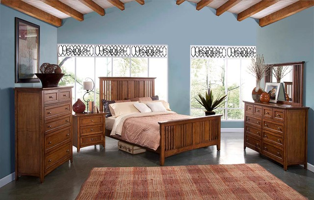 New Classic Furniture Logan Bedroom Collection