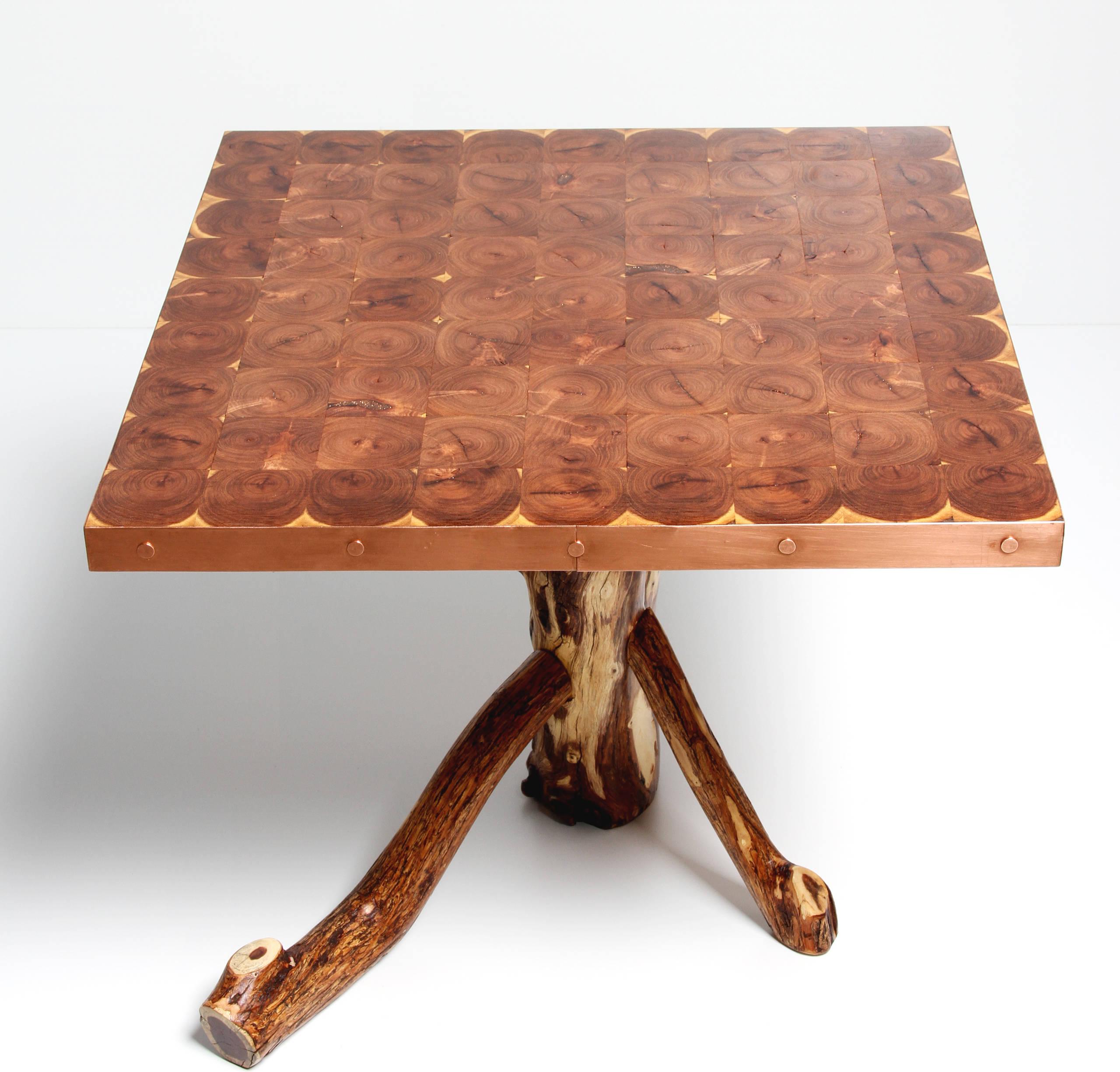 mesquite tree table