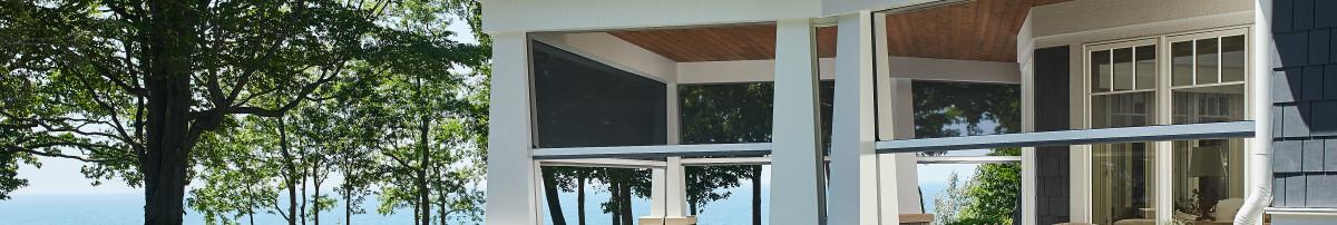 Phantom Screens   Decks, Patios U0026 Outdoor Enclosures In US | Houzz