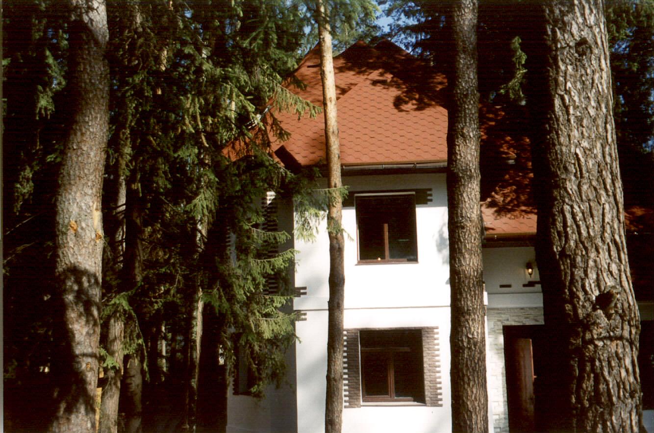 Дом Николина гора