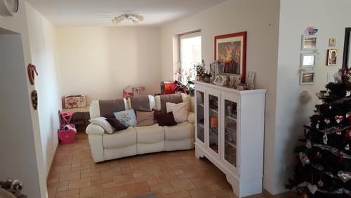 arredare salotto/soggiorno con caminetto - Arredare Soggiorno Con Sala Da Pranzo 2