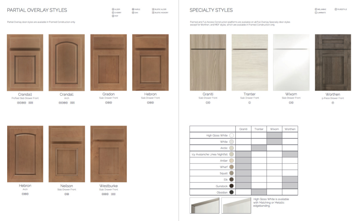 2020 Catalog - Diamond Cabinetry