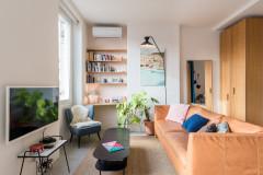 Avant/Après : À Marseille, ce 40 m2 gagne deux chambres