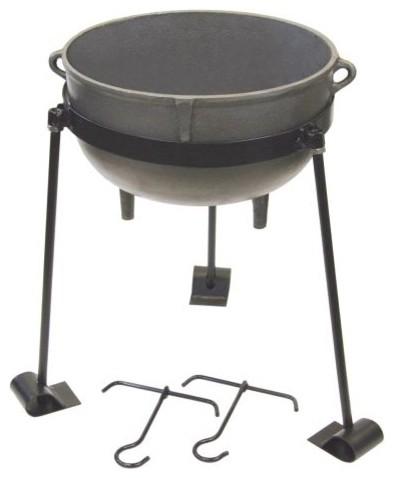 Bayou Classic 10 Gallon Jambalaya Pot.