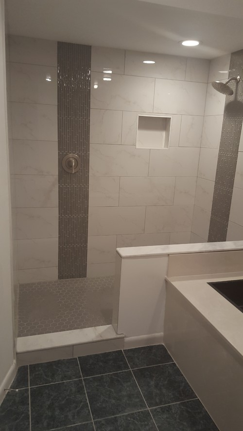 Thanks  Benjamin Moore Revere Pewter or Collingwood for Bathroom