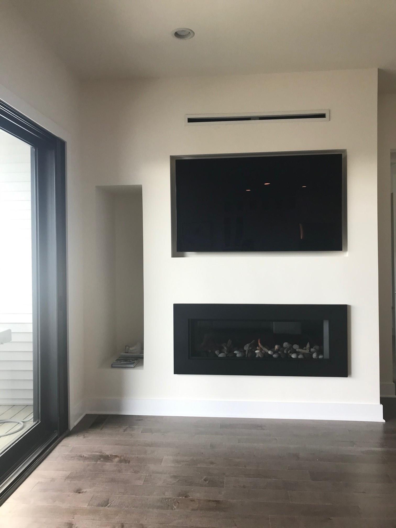 Fireplaces / Stairs / Custom work
