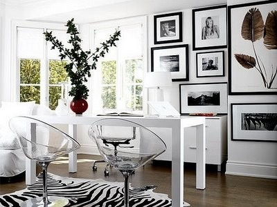 Home office inspiration contemporary home office