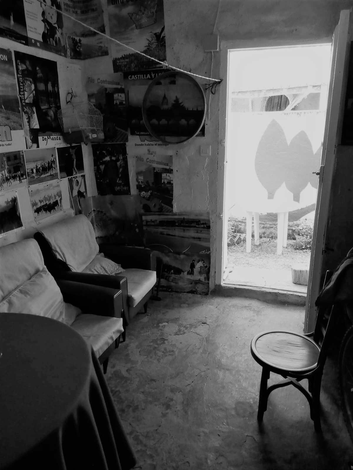 Sala de estar (antes)
