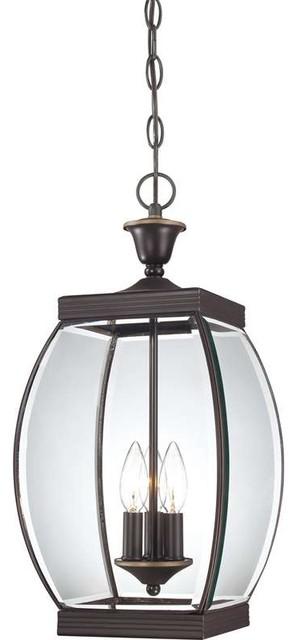 Quoizel Oasis Outdoor Lantern, Medici Bronze.