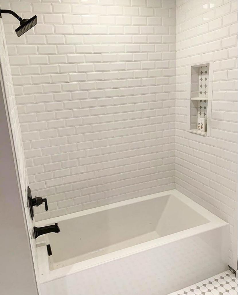 Bathroom Floor & Shower Remodel