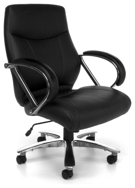 """Big And Tall fice Chairs """"Zeus"""" 500 lb Capacity fice"""