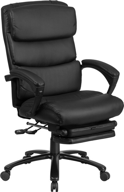 Durable Reclining Ergonomic Office Chair Contemporary Office Chairs By Imtinanz Llc