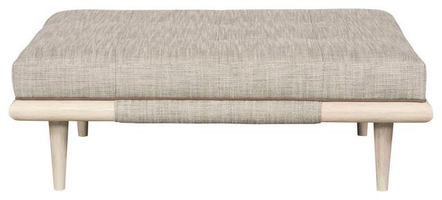 Merveilleux Vanguard Furniture Tito Coal Chatfield Ottoman