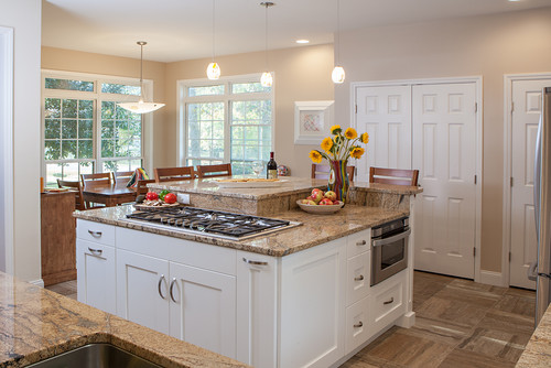 Check out our new kitchen remodel White mission door by Elmwood – Elmwood Kitchens