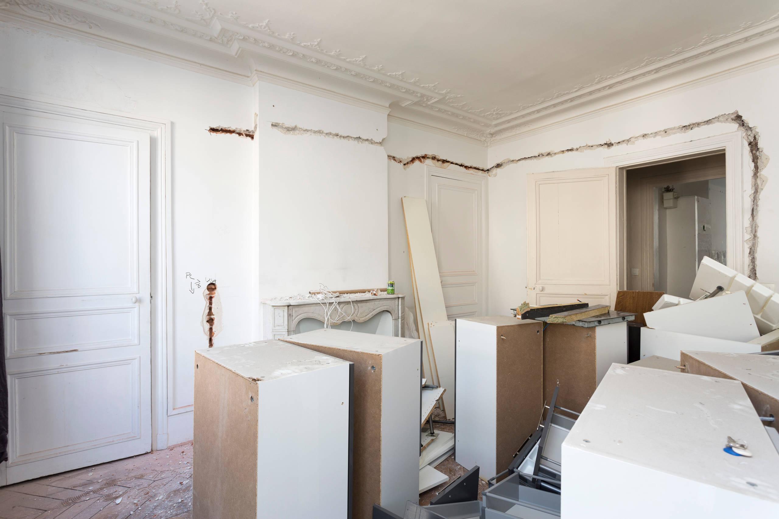 Rénovation et menuiserie pour ce 80m²