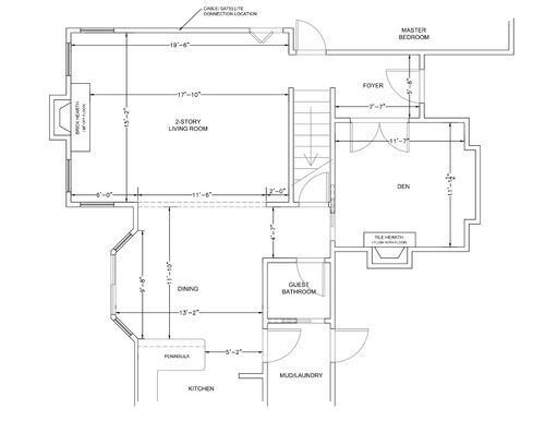Please help me with my great room layout for Help me design my garden