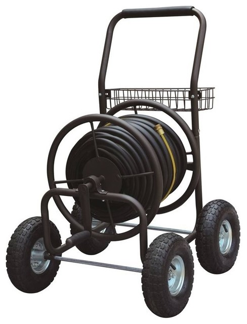 Landscapers Select TC4719A Hose Reel Cart, 250' Capacity