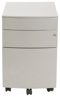 Floyd File Cabinet - Contemporary - Filing Cabinets - by Inmod