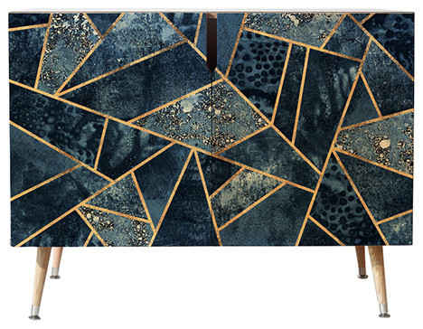 Leona Blue Stone Sideboard.