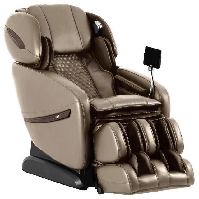 Osaki Os-Pro Alpina Massage Chair, Beige.