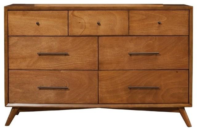 Mahogany Wood Dresser.