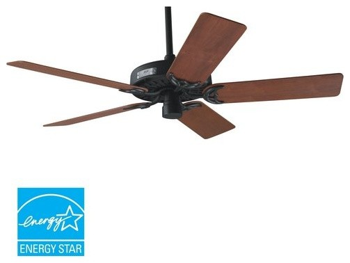 Hunter 23855 Original 52 5 Blade Energy Star Ceiling Fan Blades Included Traditional Fans By Buildcom