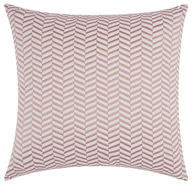 Luminecence Square Accent Pillow Contemporary Decorative Pillows Delectable Rose Gold Decorative Pillows