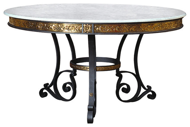 Ruth dining table traditional dining tables by for Traditional dining table uk