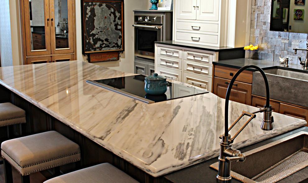 Stone Countertop Design   West Fargo, ND   Home