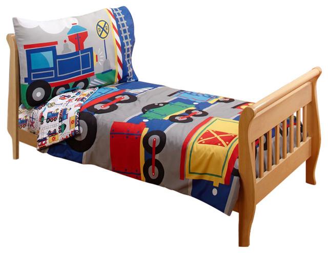 Trend Lab Jungle Ferris Wheel 3 Piece Crib Bedding Set