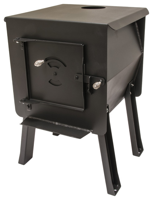 Quot Blackbear Quot Portable Camp Stove Traditional
