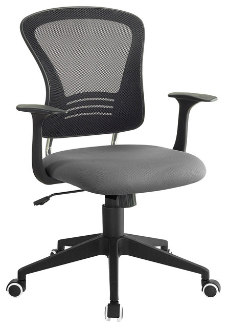 poise office chair gray modern office chairs by wholesale