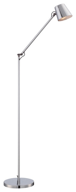 Falfurrias Floor Lamp - Gold