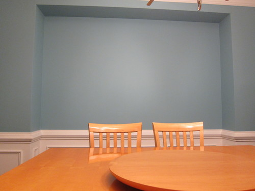 Fill in the blank alcove wall