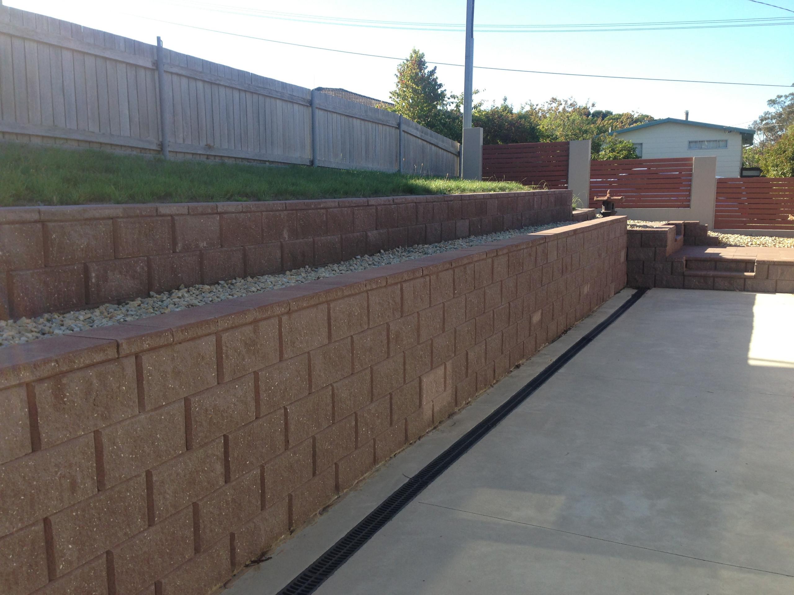 Retaiing Walls