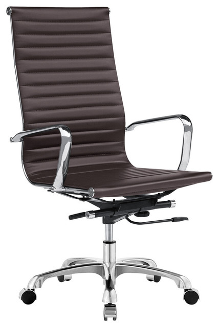 Fine Mod Imports Modern Conference Office Chair High Back   Contemporary   Office  Chairs   By Fine Mod Imports
