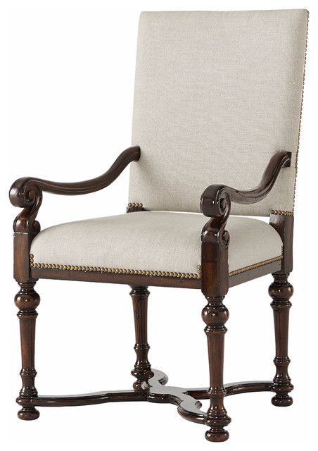English Country Dining Armchair