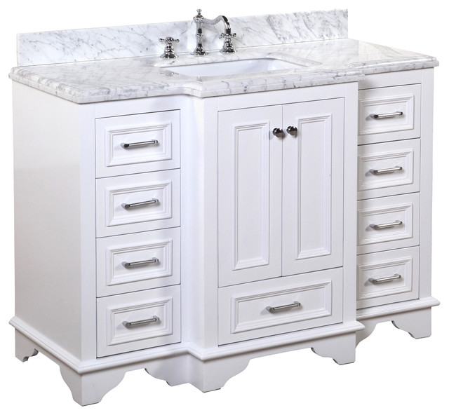 Best Traditional Bathroom Vanities And Sink Consoles by Kitchen Bath Collection