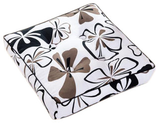 Cushion Tatami Floor Cushion Home Pillow 40X40Cm-A03