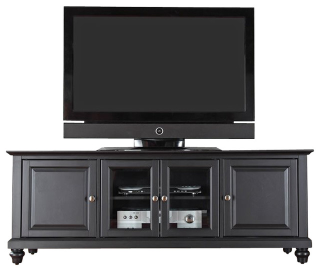"Crosley Furniture - Crosley Furniture Cambridge 60"" Low Profile TV Stand - View in Your Room ..."