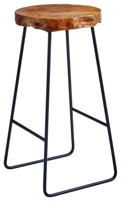 Encoded Encoded Bar Stool Bar Stools And Counter Stools  : rustic bar stools and counter stools from www.houzz.com size 388 x 640 jpeg 40kB