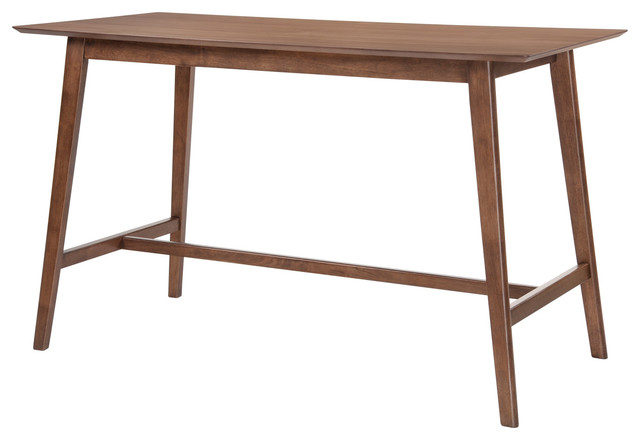 Emerald Home Simplicity Rectangular Gathering Table.