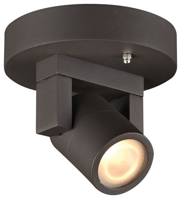 1-Light Led Fixture Lydon Collection, Bronze
