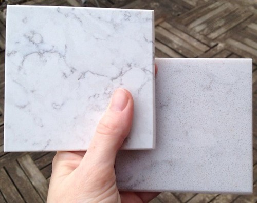 Marble alternative for kitchen countertops Cambria countertop cost per square foot