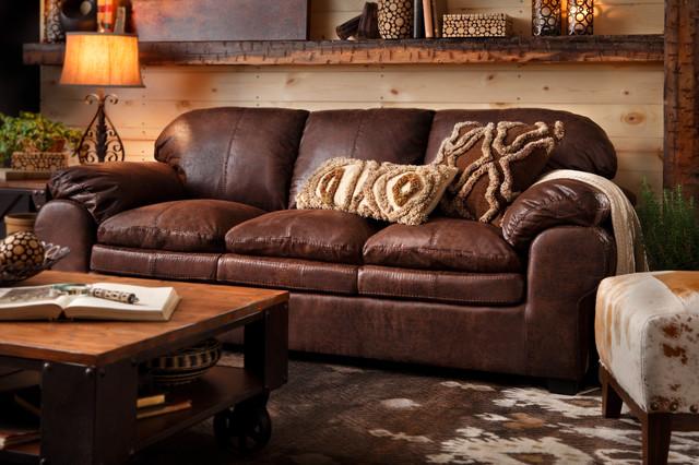 Rustikales Sofa colton sofa