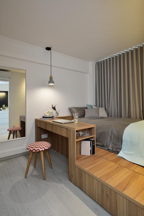 Hdb Bedroom: Master Bedroom Design Hdb
