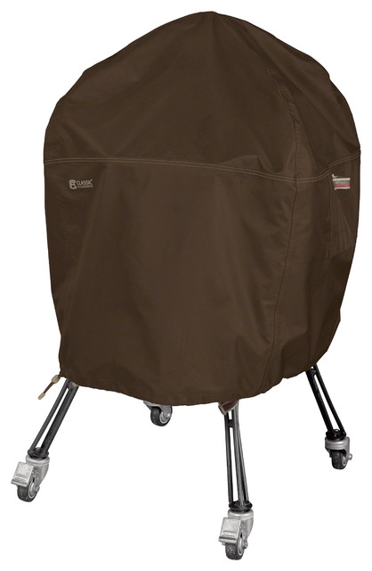 "Classic Accessories Ravenna® Kamado Ceramic Grill Cover Fits up to 27/""D x 45/""H"