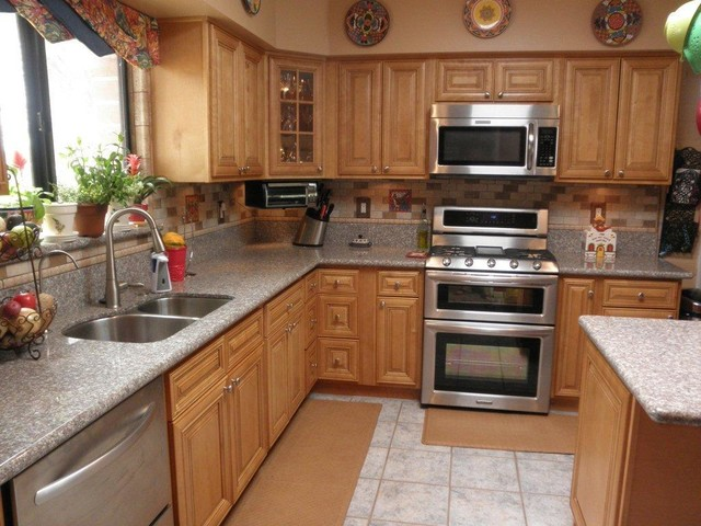 New Kitchen Cabinets Design - Modern - Columbus - by Lily Ann Cabinets