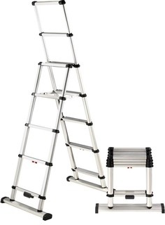 12es 12 Combination Ladder Contemporary Ladders And